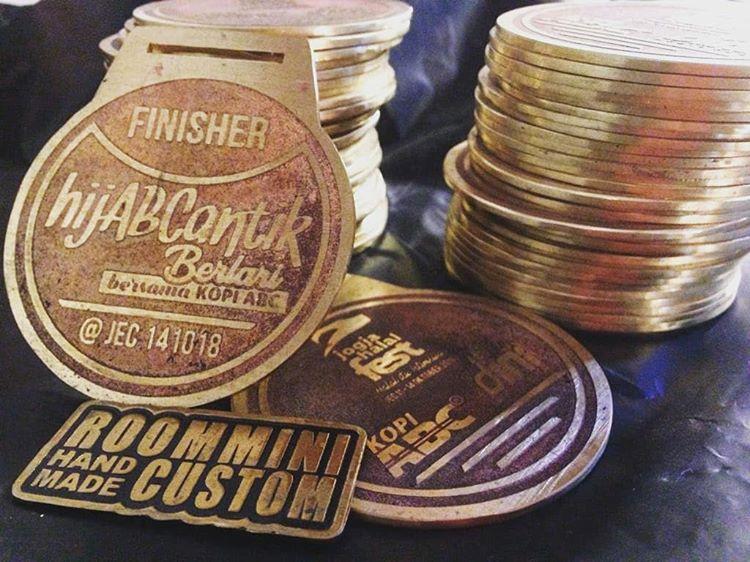 Medali, sumber ig roomminicustom